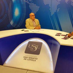 Johny Padilla Usil TV 3